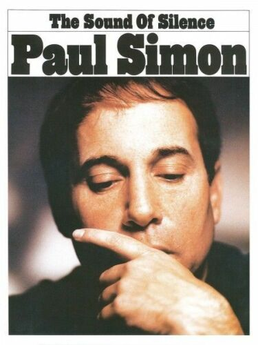 The Sound of Silence Sheet Music Paul Simon NEW 014031012