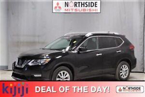 2017 Nissan Rogue AWD SV Heated Seats,  Back-up Cam,  Bluetooth,  A/C,