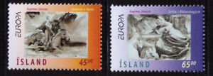 1997-iceland-Europa-CEPT-MNH-Tales-and-Legends