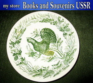 Old-porcelain-wall-plate-of-the-USSR-1950-1970-years-diameter-260-millimeters