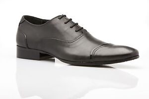 NEW-MENS-AUSTRALIAN-ZASEL-DRESS-BLACK-LEATHER-LACE-UP-FORMAL-WEDDING-WORK-SHOES