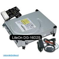 XBox 360 Laufwerk LiteOn mit 0800 v3 - Maximus Power Dongle - Komplettpaket- NEU