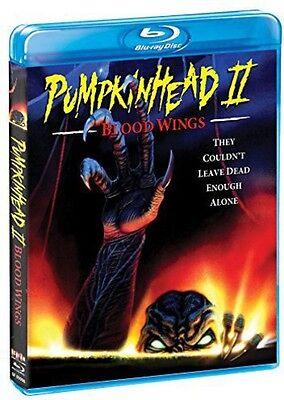 Pumpkinhead Ii: Blood Wings (2014, Blu-ray New)