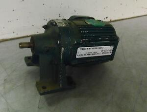 Sumitomo Sm Cyclo Induction Geared Motor Cnhm 01 4075ya