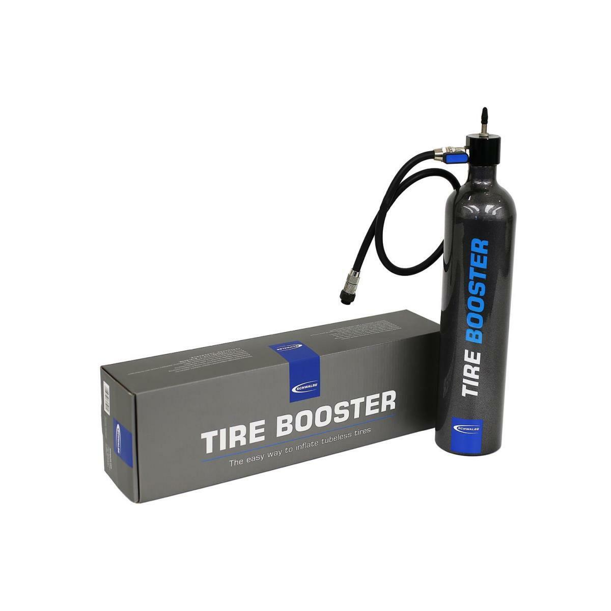 Pompa per tallonatura tubeless tire booster 11 bar 6080.01  SCHWALBE bicicletta  everyday low prices
