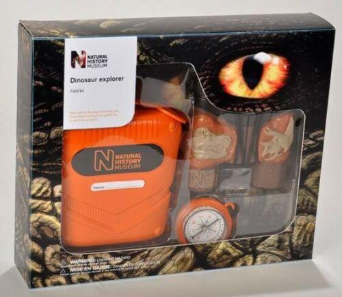 NHM Dinosaure Explorer Field Kit-paléontologue Field Kit Entièrement neuf dans sa boîte