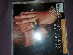 DJ-KHALED-Kiss-The-Ring-explicit-CD-Explicit-Lyrics-SEALED-NEW-MAKE-OFFER