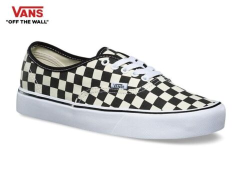 Vans Authentic Schachbrett ultracush Lite Street Style Fashion Sneakers, Schuhe