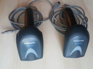 Escaner-de-codigo-de-barras-Datalogic-Gryphon-gd4130-bk-con-2m-cable-USB