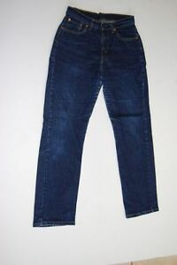 L30 Pantalone W30 583 Scuro Jeans Stonewashed Blu Levis UxUa8B0q