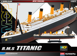 Academy R.m.s. Titanic Model Kit