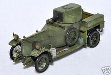 Rare 1/43 scale Top Marques MV1 Rolls Royce Silver Ghost Armored Car 1914-18 MIB