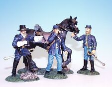Frontline - Civil War Union Major General John Buford Dismounted with ADC AUP2