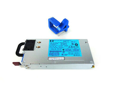 HP 599381-001 HP 460W CS PLAT POWER SUPPLY Certified Refurbished
