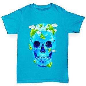 Twisted-envy-boy-039-s-diamond-skull-t-shirt