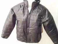 Boys Biker Jackets Black Windbreaker Coats Boys Clothes Boys Outerwear Akuma