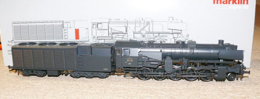 S56 Märklin 37172 Dampflok Serien 27 Kondensations-Tender grey SNCB