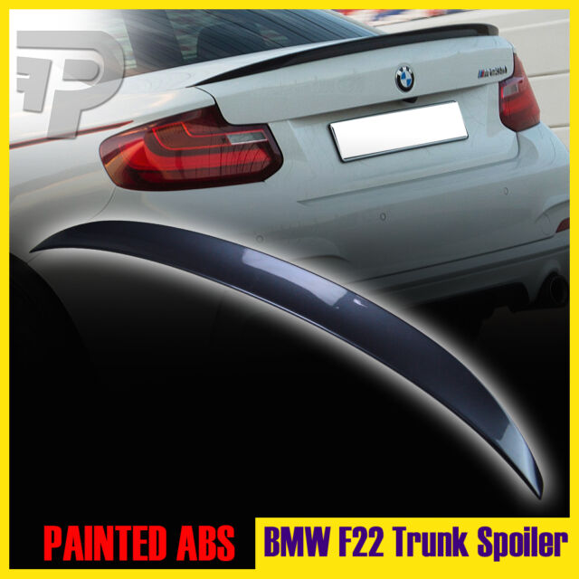 Bmw 220i Coupe: For BMW 2-SERIES F22 P-Type TYPE BOOT TRUNK SPOILER 220i