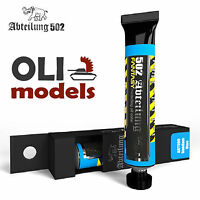Weathering Fantasy Oil Paint Gundam Blue 20ml Tube - Abteilung 502 Abt-500