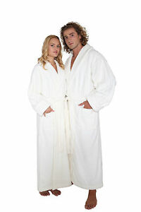 Bathrobe Womens Terry Cloth X
