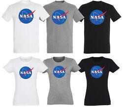 NASA T-Shirt Shirt Pullover Apollo Raumfahrt Weltall Space Mond Meatball