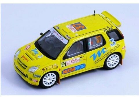 Spark 1 43 Suzuki Ignis S1600 Rally Monte Carlo 2005 de Japón