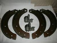 Austin Healey 100-4 , 100-6 Brake Shoes & Set/2 Rear Wheel Cylinders ,1955-1959
