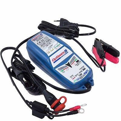 de 8 /à 120 ah Chargeur de Batterie pour Batteries de 6V et 12 V Amp/érage Optimate 5 VoltMatic