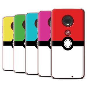 Gel-TPU-Case-for-Motorola-Moto-G7-G7-Plus-Pokeball-Anime-Inspired