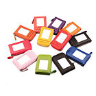 Mens/Womens Mini PU Leather Wallet ID Credit Cards Holder Organizer Purse EV