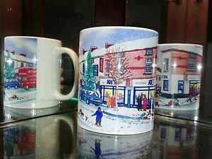 Joe's Ice Cream Parlour Swansea - Mug - Gift - Tony Paultyn