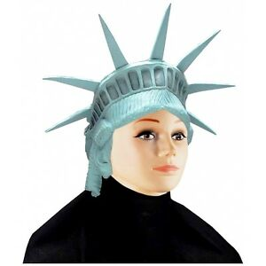 image is loading statue of liberty crown headpiece adult womens halloween