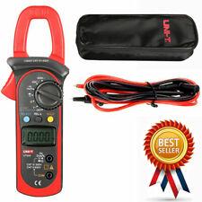 Uni T Ut203 Digital Handheld Clamp Multimeter Tester Meter Dmm Ce Ac Dc Volt Kd