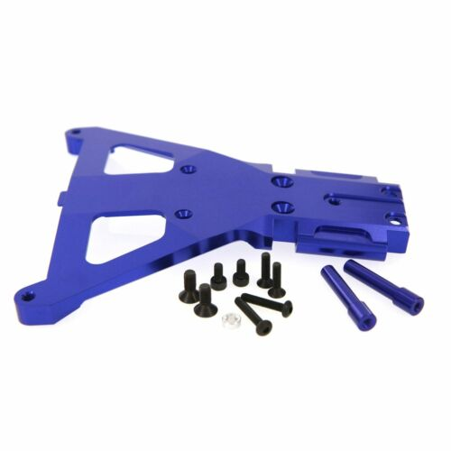 Traxxas Gewindestange Alu blau 73mm mit Kugelpfannen TRX3644X Slash 4x4 Rustler