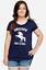 Justice Girl/'s Size 14 Plus UNICORN FAN CLUB Glitter Graphic Tee NWT