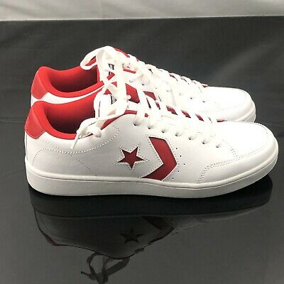 Converse Men's Star Court Ox Red Comfort Cushioning 159805C | eBay