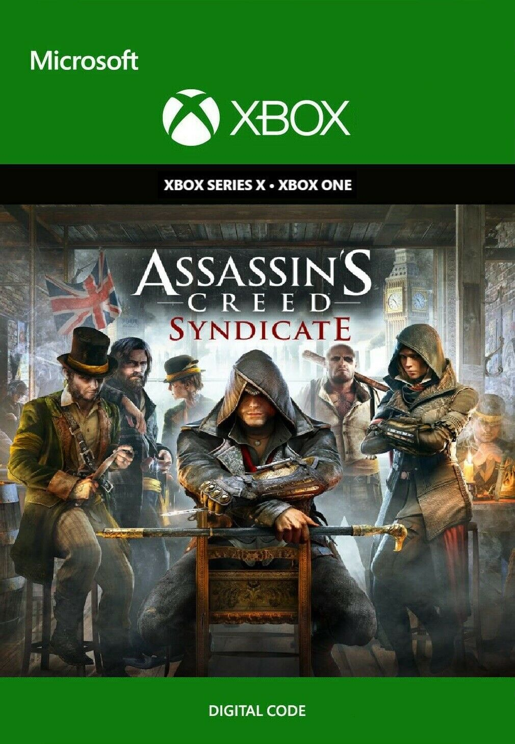 Assassin's Creed: Syndicate - Gold Edition (Xbox One) - DIGITAL DL