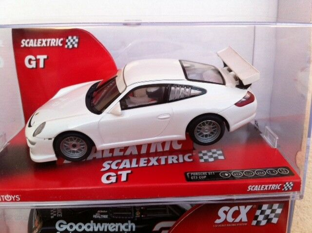 Scalextric Porch Porch Porch White Limited Edition 0e36dd
