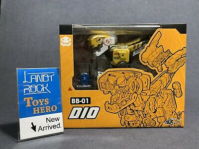 Toys Hero In Hand 52Toys Beast Box BB-11 Trident BB11