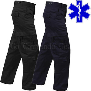 Image is loading EMT-Paramedic-Pants-EMS-Medic-Tactical-Uniform-Regular- abc95e24b