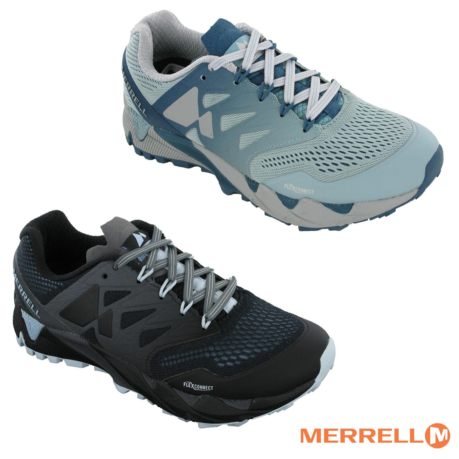 Merrell Beweglichkeit Peak Flex 2 E-Mesh Turnschuhe Damen Wandern Trail Schuhe