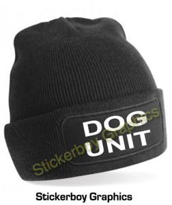 DOG UNITé Bonnet k9 unité de sécurité K9 Handler Working Dogs SIA uniforme