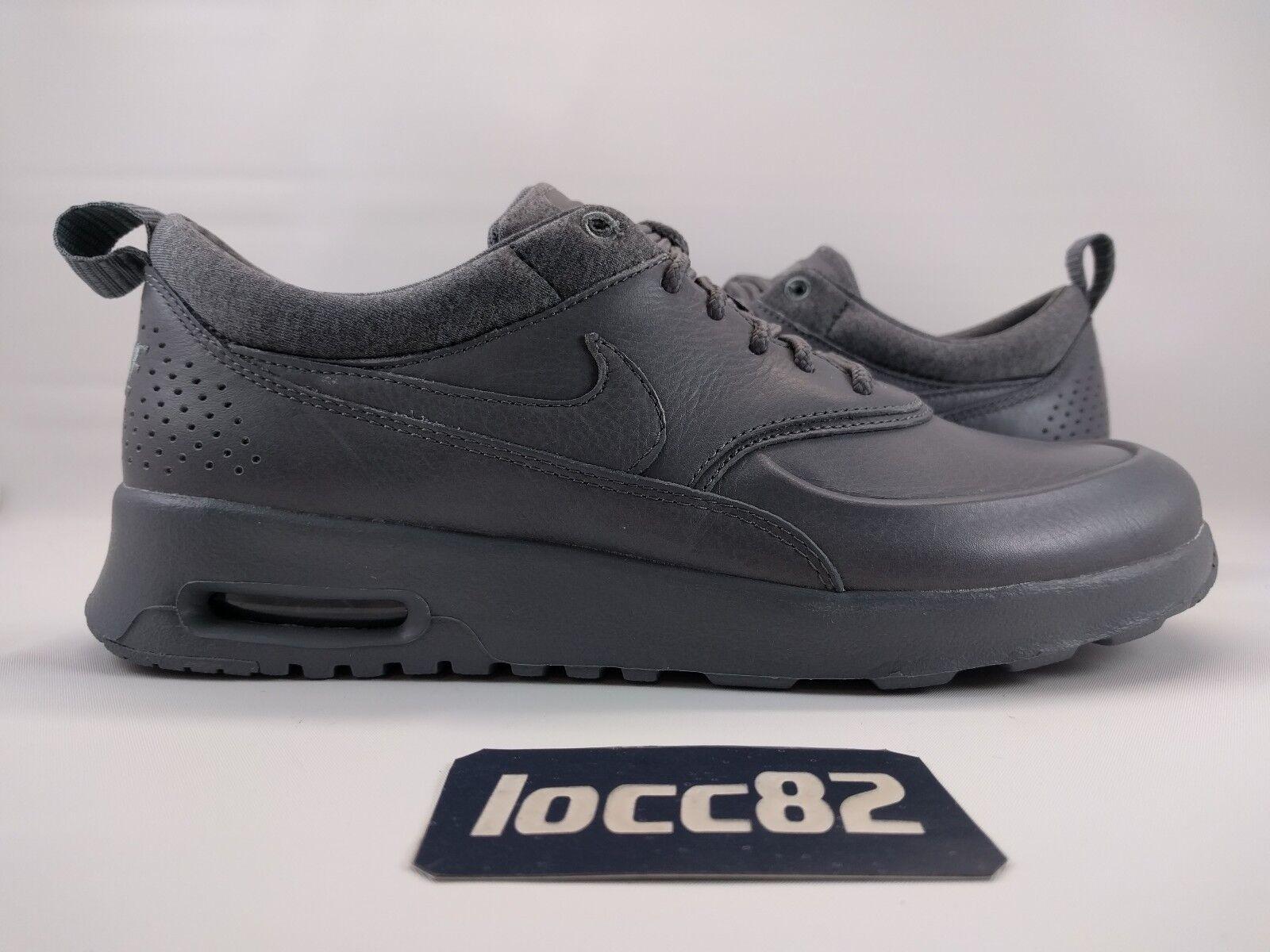 Nike air max donne thea pinnacle sz 8 matte (839611-003) matte 8 grigio argento 1d6313