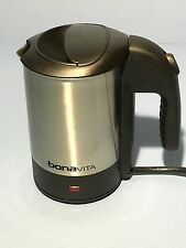 Bonavita Dual Voltage 0.5L Travel Electric Kettle BV3825B05