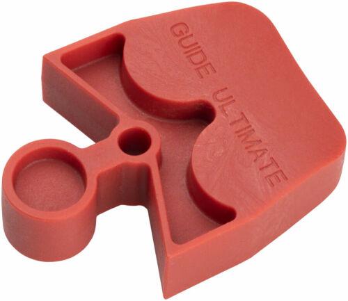 Bleed Block Guide SRAM Bleed Block for 4-Piston S4 Calipers