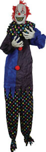 HALLOWEEN-6-FT-ANIMATED-SHAKING-CLOWN-PROP-DECORATION-HAUNTED-HOUSE