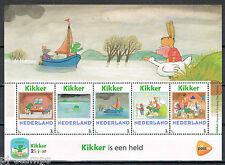 Nederland 3012-Ab-4 Postzegelvel Max Velthuijs - Kikker is een held