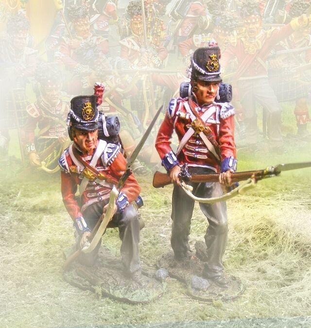 Die Sammler Schaufenster Britisch Napoleonisch cs00555 Foot Guards Abstoßen MIB  | Hat einen langen Ruf