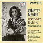 Beethoven, Brahms: Violin Concertos (2016)