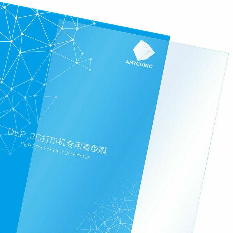 2pcs Longer FEP Film FEP Replacement for LCD Printer Orange10 High Transmittance Strength